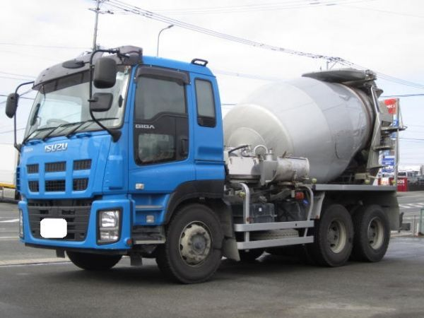 ISUZU 10t  Mixer Truck