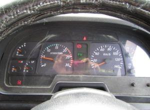 いすゞ10tミキサー車