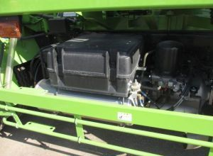 Mitsubishi10t Mixer