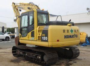 PC120-8